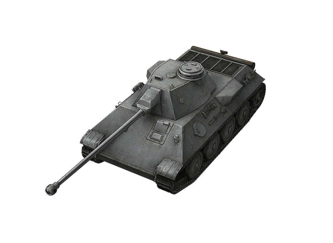 VK 30.01 (D) в World of Tanks Blitz