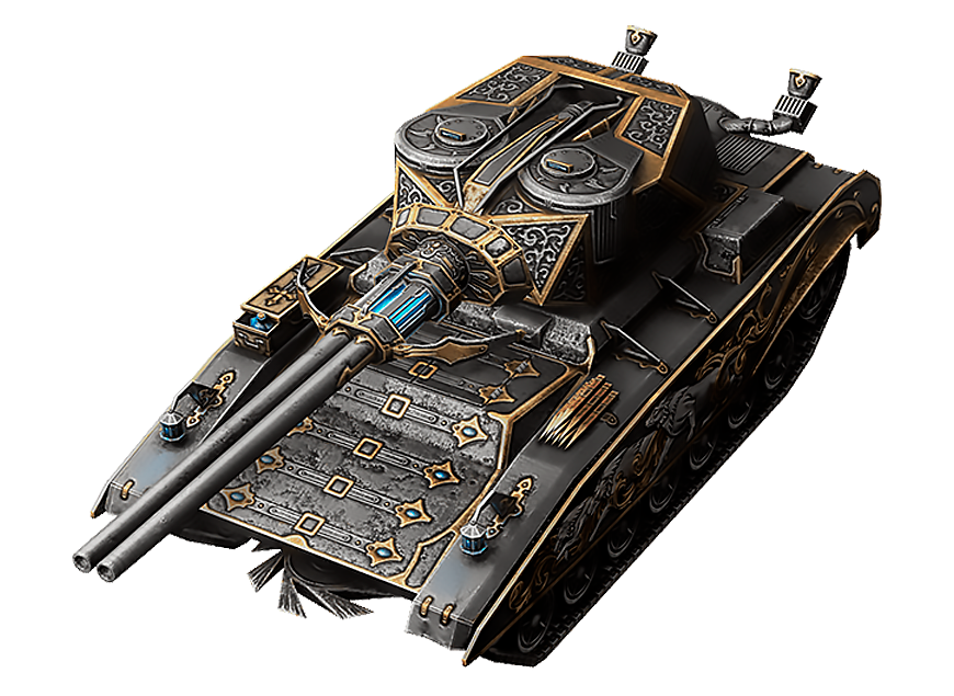 Хелсинг H0 в World of Tanks Blitz